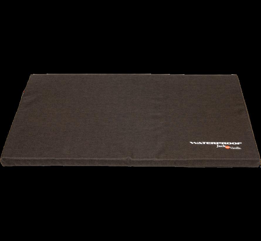 J&V Waterproof matras bruin XL