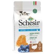 Schesir Schesir Natural Selection Cat Kitten Kalkoen 1,4kg