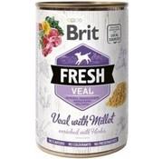 Brit Fresh Brit Fresh blik Veal 400 gr