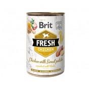 Brit Fresh Brit Fresh blik Chicken 400 gr