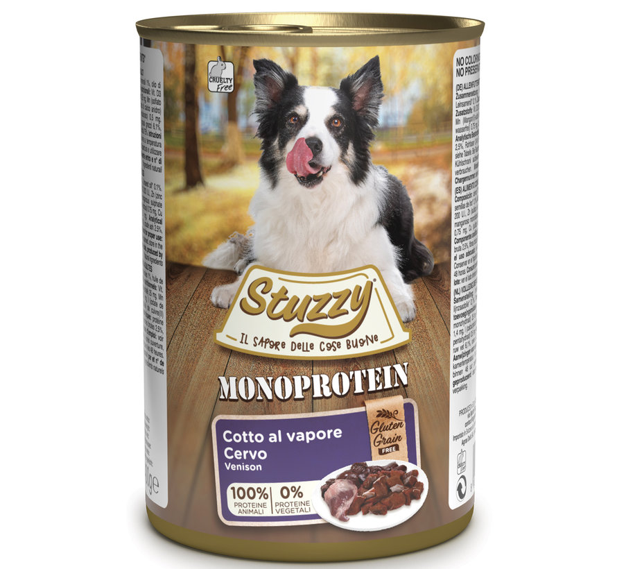 Stuzzy Dog Hert 400 gram