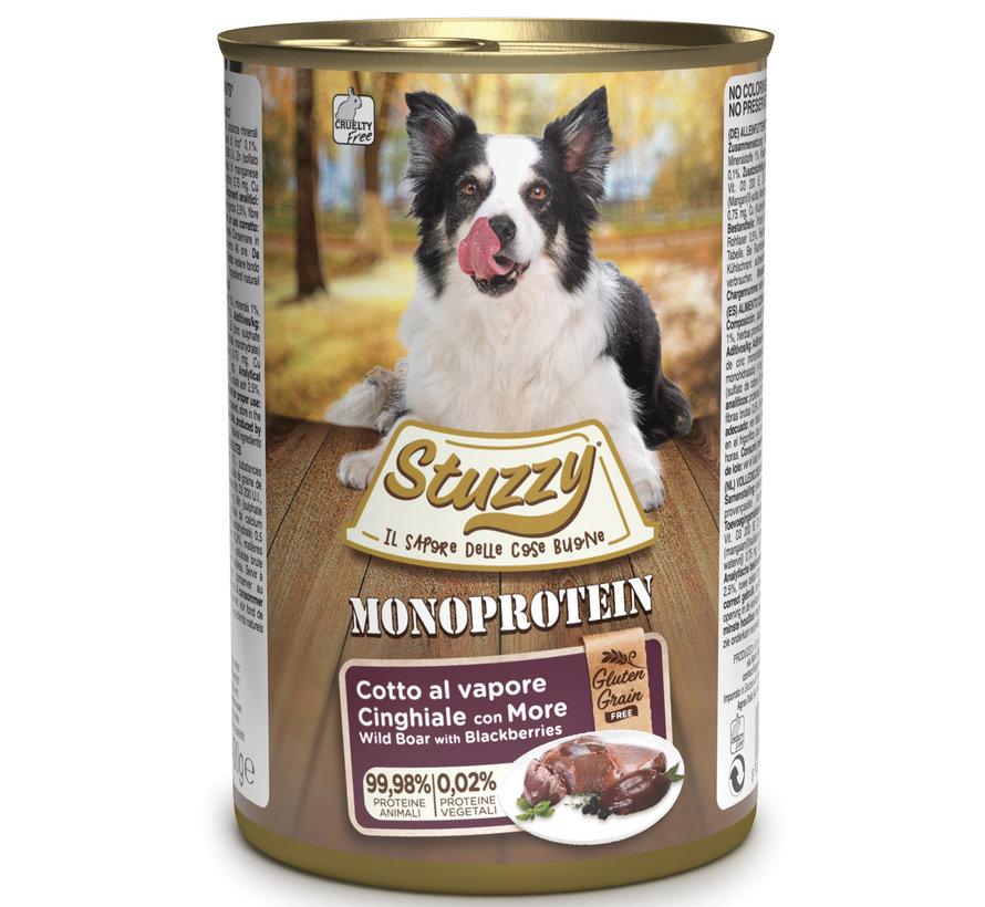 Stuzzy Dog Wild Zwijn 400 gram