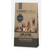 Canis Purus Canis Purus Lam & Pens 15 kg