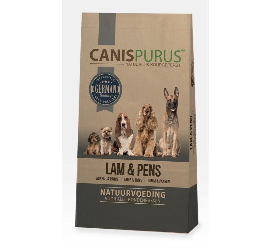 Canis Purus Lam & Pens 15 kg