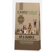 Canis Purus Canis Purus Kip & Zalmolie 5 kg
