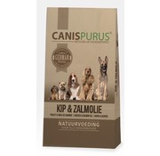 Canis Purus Canis Purus Kip & Zalmolie 15 kg