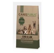Canis Purus Canis Purus Eend & Lam 5 kg