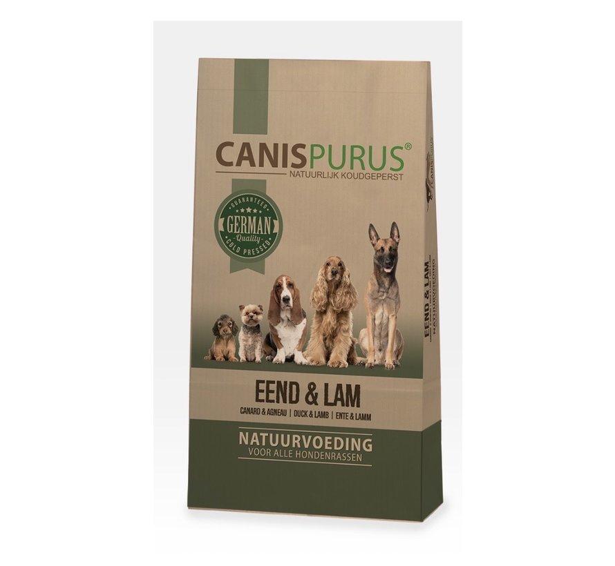 Canis Purus Eend & Lam 15 kg