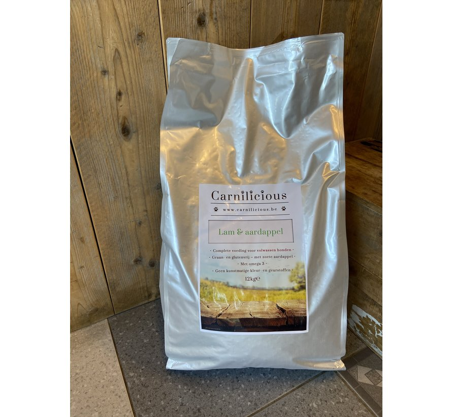 Carnilicious Lam 12 kg