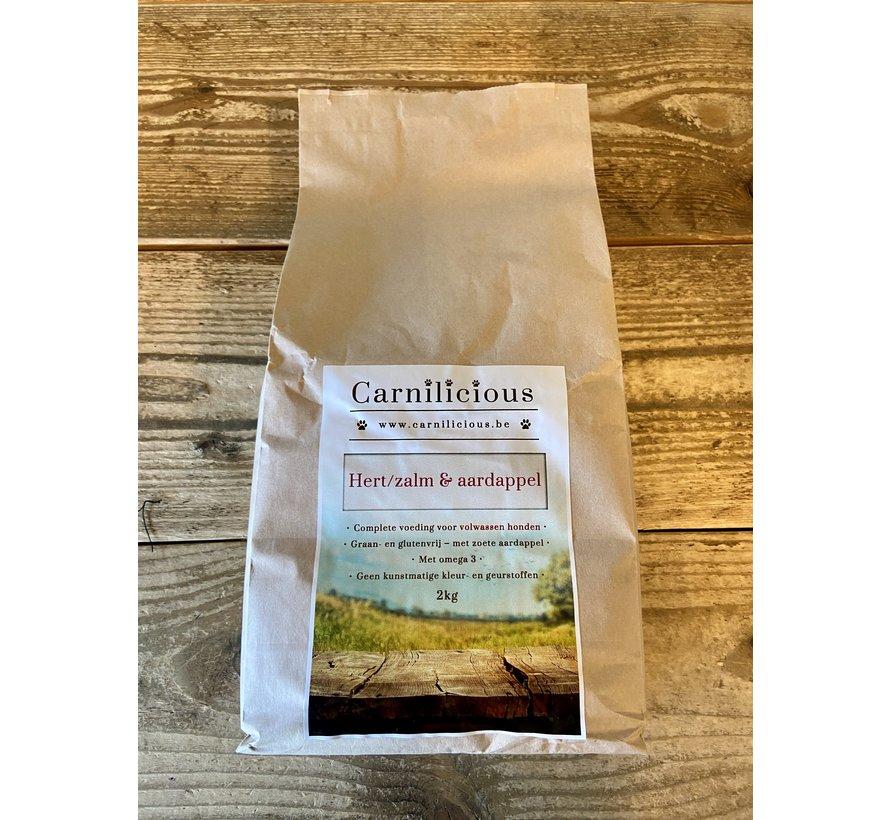 Carnilicious Hert/Zalm  2 kg