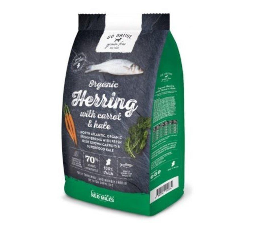 Go Native Herring 800 gram