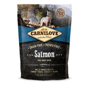 Carnilove in to the wild Carnilove Zalm 1.5 kg