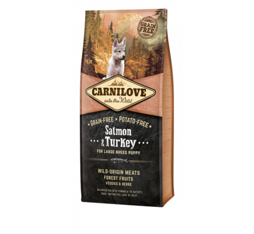 Carnilove Puppy Large Breed 12 kg