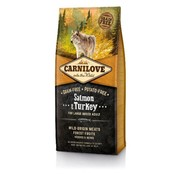 Carnilove in to the wild Carnilove Large Breed Zalm/Kalkoen 12 kg
