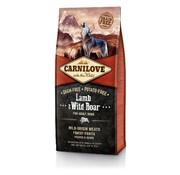 Carnilove in to the wild Carnilove Lam/Zwijn  12 kg