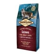 Carnilove in to the wild Carnilove Cat Zalm 6 kg
