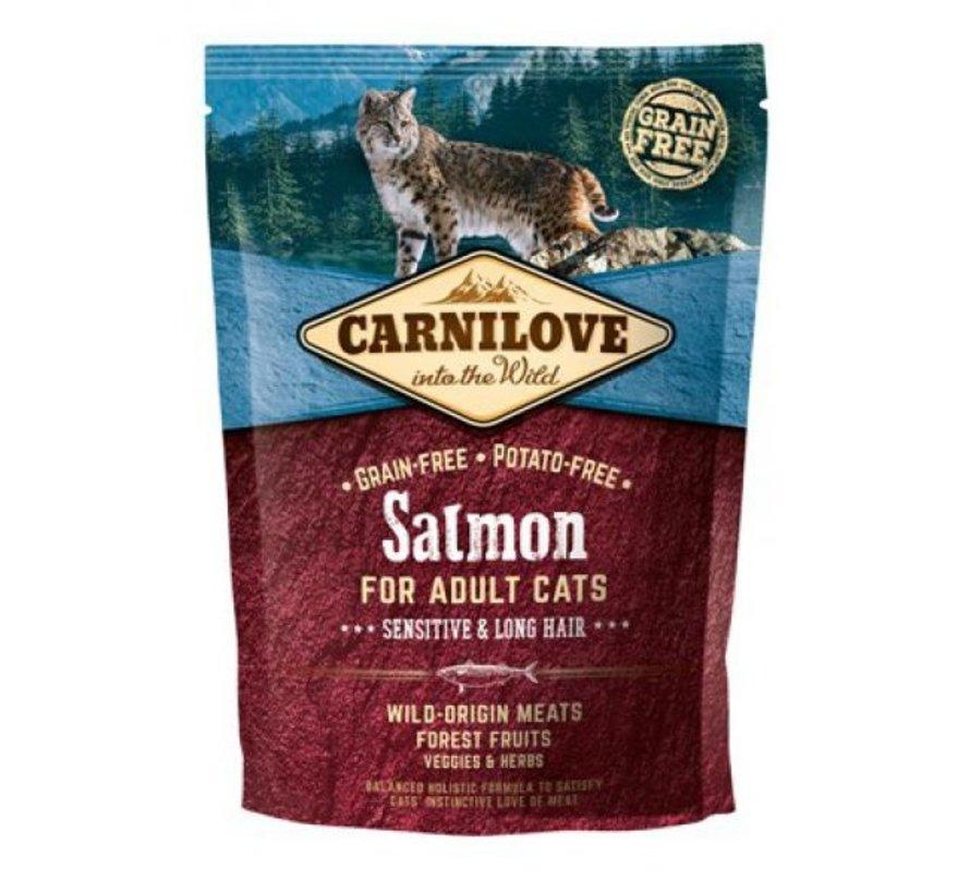 Carnilove Cat Zalm 2 kg