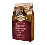 Carnilove in to the wild Carnilove Cat Rendier 2 kg