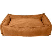 Animal Boulevard AB Vegan Leather Sofa Cognac L