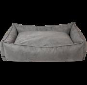 Animal Boulevard AB Vegan Leather Sofa Grijs XL