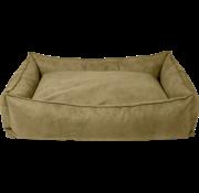 Animal Boulevard AB Vegan Leather Sofa Olijf XL