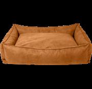 Animal Boulevard AB Vegan Leather Sofa Cognac XL