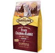 Carnilove in to the wild Carnilove Cat Fresh Konijn 6 kg