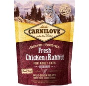Carnilove in to the wild Carnilove Cat Fresh Konijn 2 kg