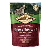Carnilove in to the wild Carnilove Cat Eend/Fazant 2 kg