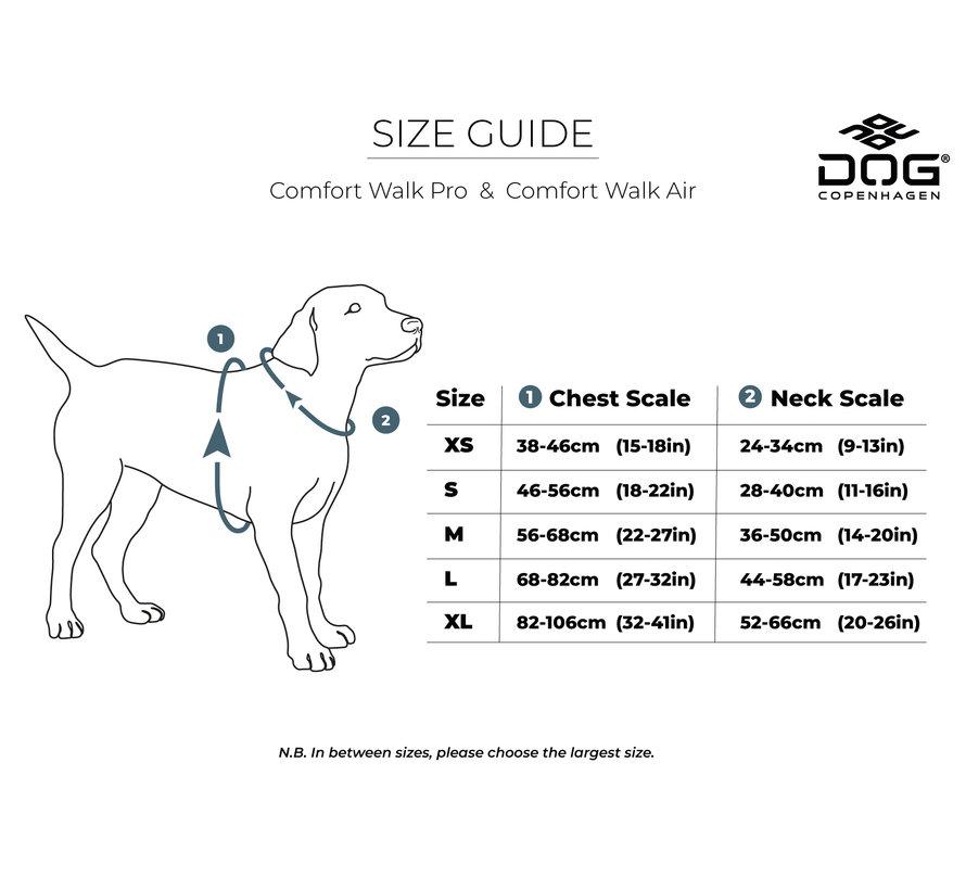 DOG Copenhagen Comfort Walk Pro Harness Hunting Green XS