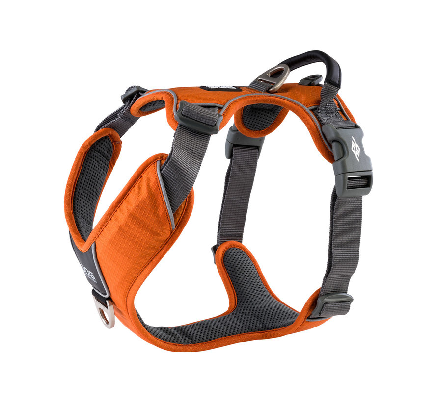 DOG Copenhagen Comfort Walk Pro Harness Orange Sun XS
