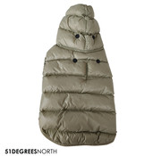51 Degrees North 51 - Dunsy Coat Desert 28cm
