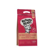 Meowing Heads Meowing Heads Paw So-fish-ticated Salmon 4 kg