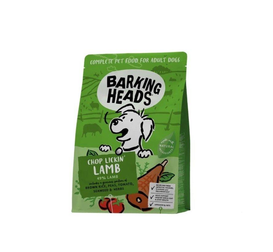Barking Heads Lamb 2 kg
