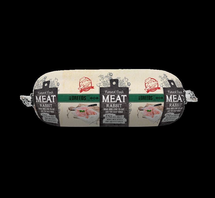 Natural Fresh Meat Konijn 250 gram