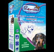 Renske diervoeding Renske Kalkoen/Eend 395 gram