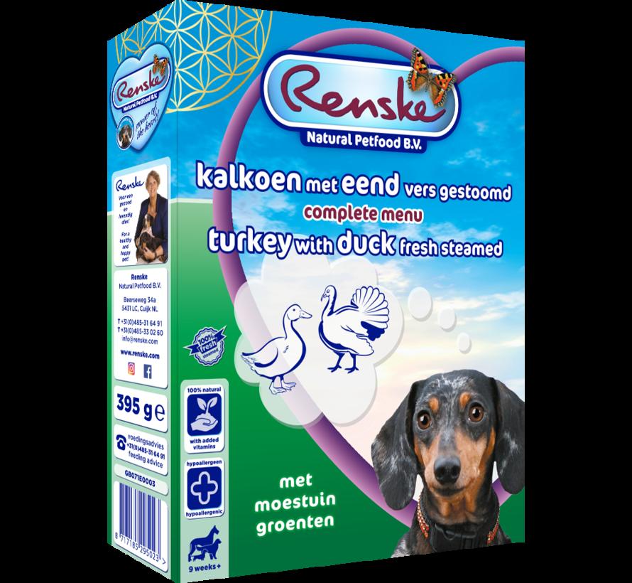 Renske Kalkoen/Eend 395 gram