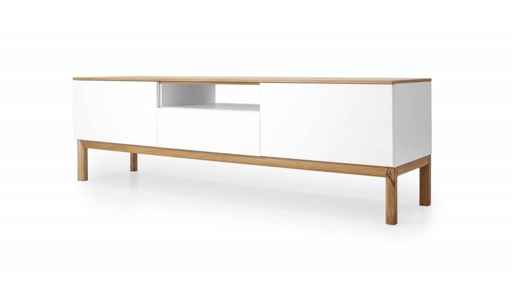 Modern tv meubel wit dividi tv meubels