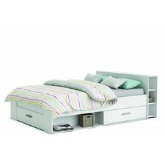 Twijfelaar bed Pocket (140 x 200) - Wit