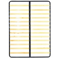 Twijfelaar bed Pocket (140 x 190) - Eiken