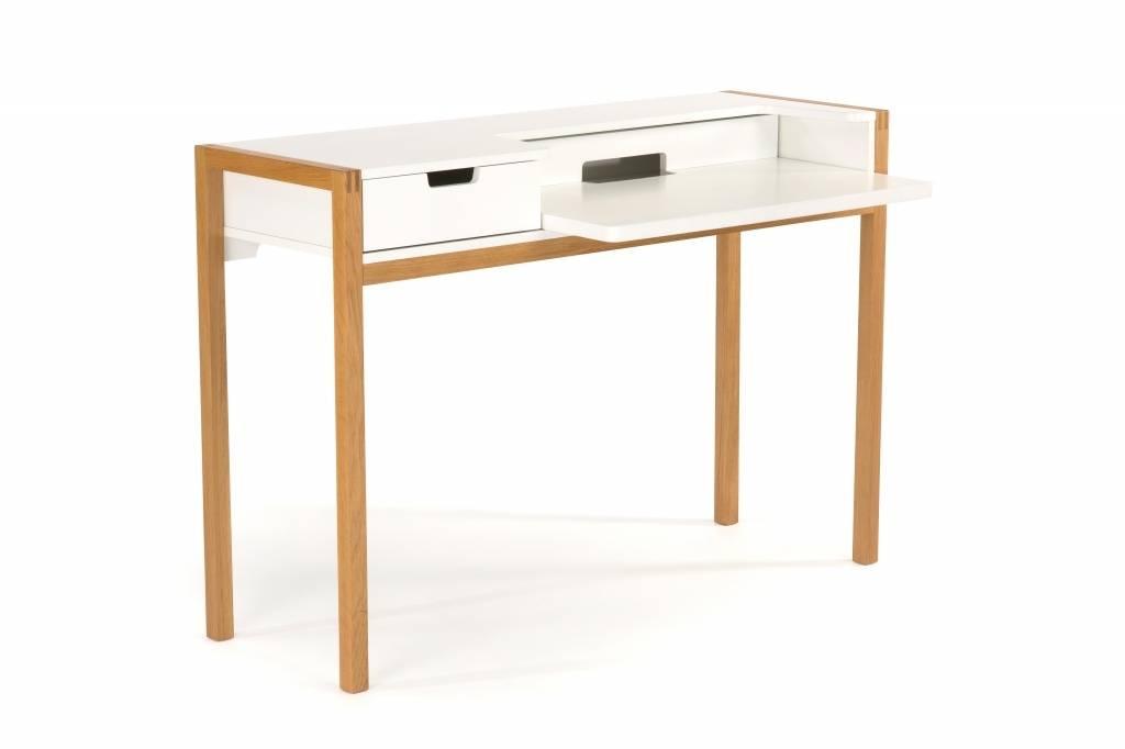 Woodman Farringdon Laptop Desk with Drawer