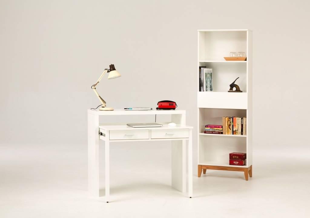 Woodman Console Desk 09