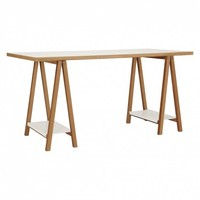 Woodman Highbury Trestle Desk