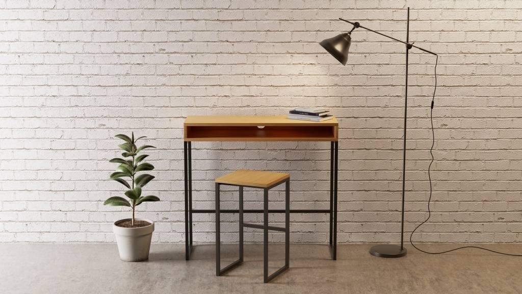 Woodman Bureau Frame High