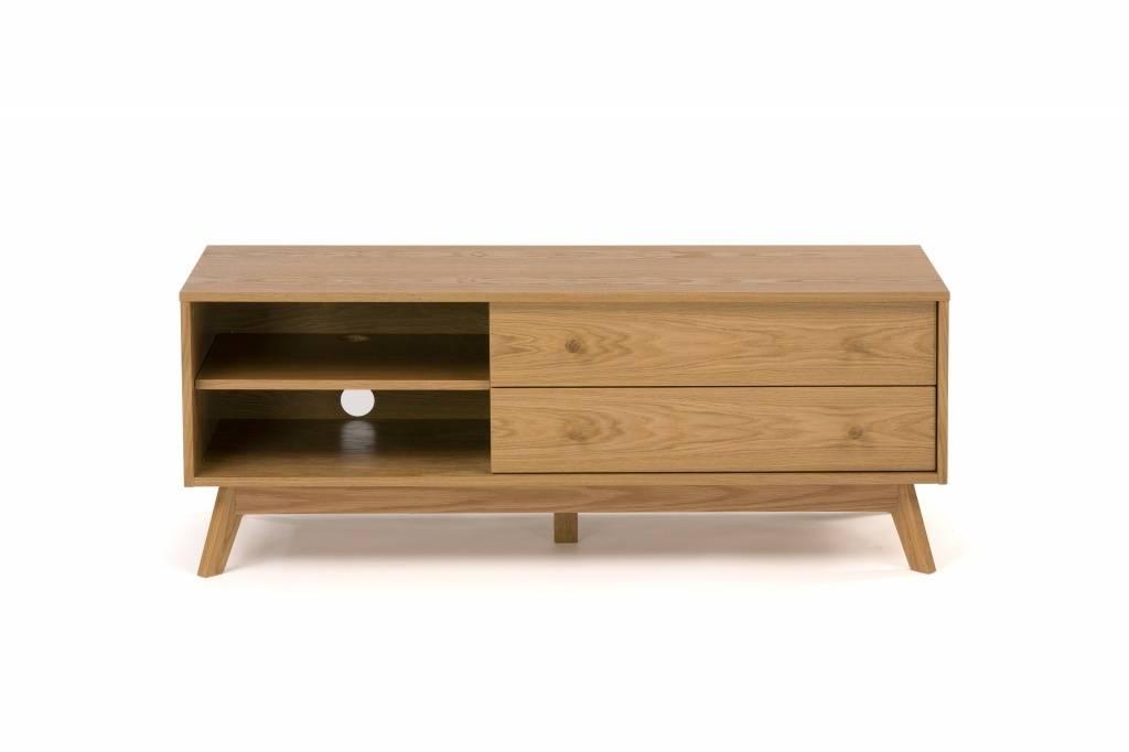 Woodman TV meubel Kensal eiken