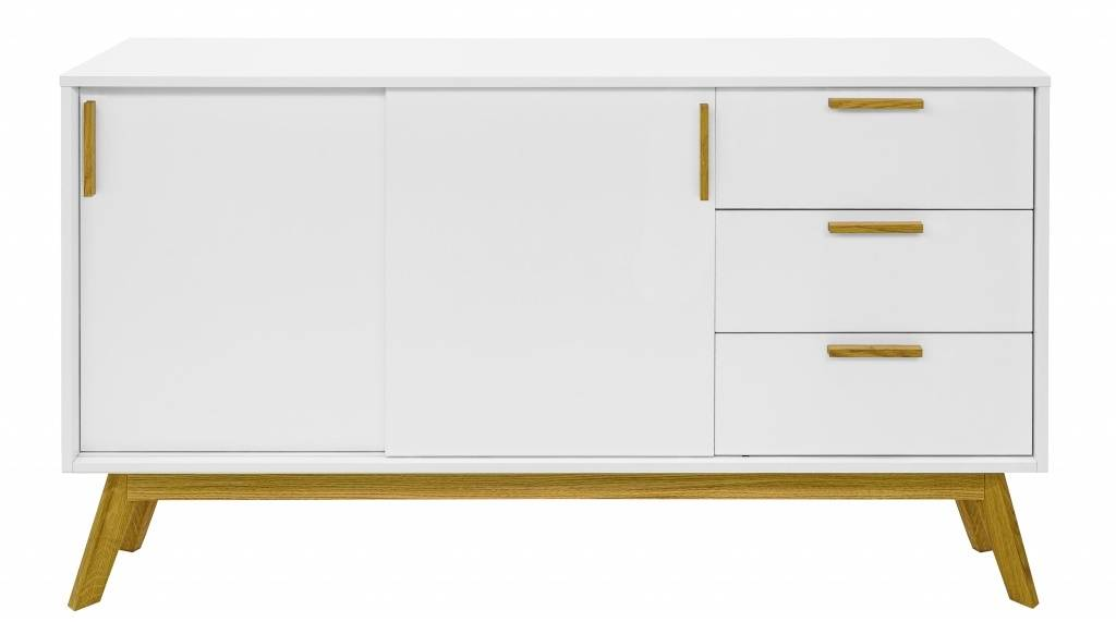 Woodman Dressoir Kensal Nordic - Sliding Door