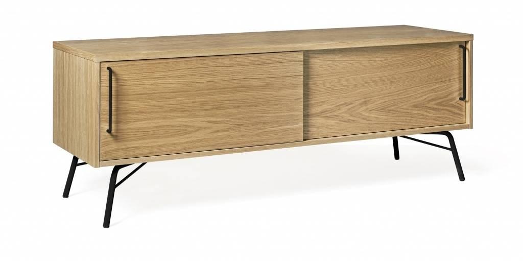 Woodman TV meubel Ashburn RAL 9005