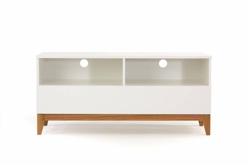 Woodman TV meubel Blanco