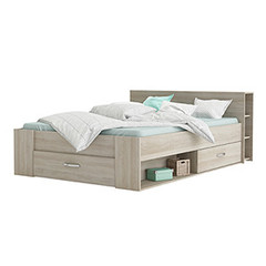 Twijfelaar bed (140 x 190 ) POP