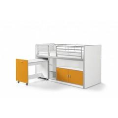 Halfhoogslaper Bonny Oranje (90 x 200)